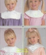 VINTAGE Simplicity Pattern #7994 ALL SIZES ***CHILD'S SET OF COLLARS***