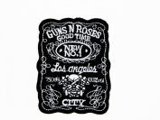Gun'n rose rock music band iron on patch great gift for Men and Women/Ramakian