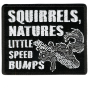 Hot Leathers Squirrels/Speed Bumps