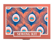 2819 Sewing Kit Coral Skies Peacock