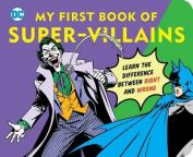 My First Book of Super Villains