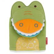Skip Hop Giraffe Safari Mirror Puppet Toy, Crocodile