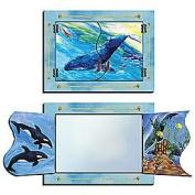 Enchantmints Ocean Friends Foldaway Mirror