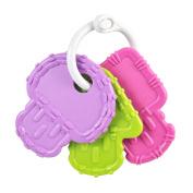 Re-Play Teething Keys Toy, 3 Count