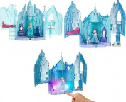Disney Frozen Small Doll Elsa Castle Playset