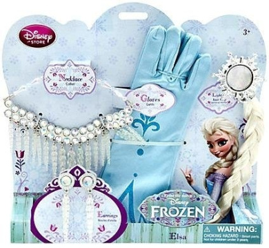 Disney Frozen EXCLUSIVE Costume Accessory Set Elsa