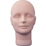 Child Unisex Mannequin Head, Fleshtone