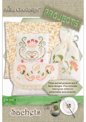 Anita Goodesign ~ Sachets ~ PROJECTS ~ Embroidery Designs