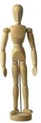 Human ARTIST MODEL - 41cm inch - Drawing Mannequin Body
