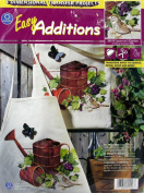Coats and Clark 3 Dimensional Transfer Projects Easy Additions #28018 Sparrow's Garden