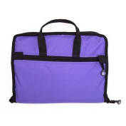 BlueFig Notions Bag in Purple