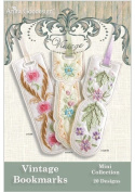 Anita Goodesign Vintage Bookmarks Embroidery Designs