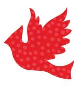 Accuquilt GO! Cardinal Fabric Cutting Die