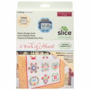 Slice Fabrique Design Card-A Work Of Heart
