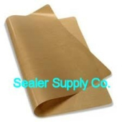 41cm x 50cm Heat Press PTFE Sheets Teflon Coated 10 PACK Only $34.50 Made in USA