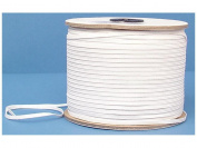 Conrad Jarvis Designer's Choice Elastic Flat Braid Reel 0.3cm White 300yd
