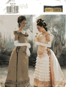 Butterick Making History Sewing Pattern 3012 ~ Ladies Edwardian Dress Costume ~ 6-8-10