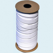 Elastic ~ Non-roll Elastic Width 3.2cm White By Roll