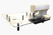 Sewsteady Home Indoor Office Comfortable Big Deluxe Table Sewing Machine 60cm x 60cm