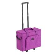 Creative Notions Sewing Machine Trolley in Purple