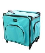 Tutto 50cm Turquoise Serger on Wheels