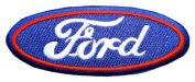 FORD Motors Classic Trucks Cars Racing Sign apparel Embroidered Iron or Sew on Patch by Twinkle Lable