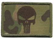 MULTICAM - Punisher Tactical Patch