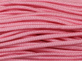 100FT Type III Rose Pink Paracord 550 Parachute Cord 7 Strand Made In USA