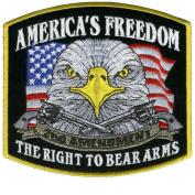 Hot Leathers America'S Freedom 2Amnd