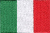 Italy Embroidered Country Flag Patch