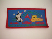 Kentuckiana Girl Scout Council -- Sports Science Service -- Patch