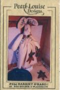Harriet O'Hare - 41cm Rabbit Bag Holder & Placemat Patterns [Sewing Patterns]