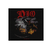 DIO Holy Diver Murray Heavy Metal Music Band Woven Applique Patch