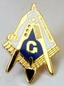 Working Tools Past Master Masonic Freemason Hat Jacket Vest Lapel Pin