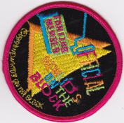 New Kids On The Block NKOTB Official Fan Club Member Music Patch