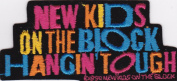 New Kids On The Block Music Patch - NKOTB - Hangin' Tough 1990
