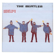 The Beatles Help! Album Cover - Patch