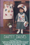 Dainty Daisies - Clothes for 43cm - 48cm Dolls [Sewing Patterns]