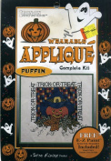 Halloween Trick or Treat Wearable Applique Kit