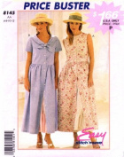 Misses Dress Petticoat McCall's 8145 Sewing Pattern Size 6 - 8 - 10 - 12