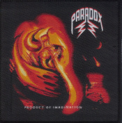 PARADOX-PRODUCT OF IMAGINATION-WOVEN PATCH