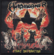 WITCHBURNER-FINAL DETONATION-WOVEN PATCH