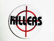The Killers Iron on patch great gift for Men and Women/Ramakian