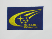 Subaru Brand of Motorsport Car Iron on Patch Great Gift for Men and Women/ramakian