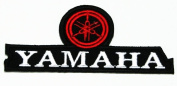 Yamaha Motor Racing Iron on Patch Great Gift for Men and Women/ramakian
