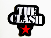 The Clash Iron on patch great gift for Men and Women/Ramakian
