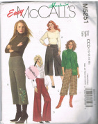 Easy McCall's M5251 Pants