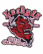 Grease, Gas Glory Patch