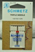 Schmetz Sewing Machine Triple Needle