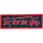 Pink Floyd Block Wall Patch P-0513